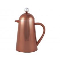 {La Cafetiere Copper Thermique Double Walled Cafetiere 350ml}