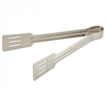 Genware Cake and Sandwich Tongs 225mm