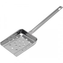 Genware Stainless Steel Chip Scoop 290mm