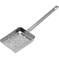 Genware Stainless Steel Chip Scoop 290mm