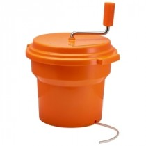 Genware Salad Spinner Orange 20 Litre