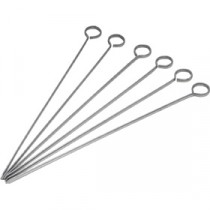Genware Skewers 6 pack 200mm
