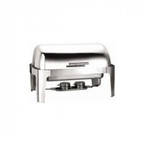 Genware Electric Roll Top Chafing Dish with removable Element
