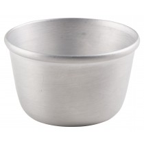 {Genware Aluminium Pudding Basin 105ml}