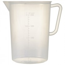 Berties Polypropylene Measuring Jug 2L