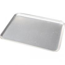Genware Aluminium Baking Sheet 21.5x31.5x2cm