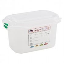 Berties Gastronorm Storage Box 1/9 100mm Deep 1L