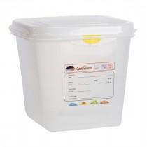 Berties Gastronorm Storage Box 1/6 150mm Deep 2.6L