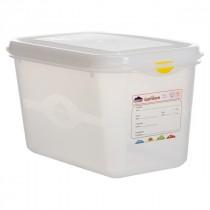 Berties Gastronorm Storage Box 1/4 150mm Deep 4.3L