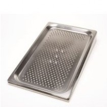 Genware Stainless Steel Gastronorm Spiked Meat Dish 1-1