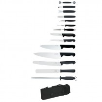 Giesser Knife Set 14 piece & Case