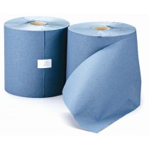 Berties Control Useage Roll Towel Blue
