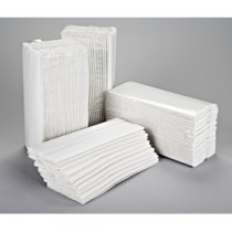 Berties C-Fold Deluxe Hand Towels 2 ply White