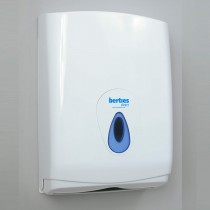 Berties Modular Hand Towel Dispenser White
