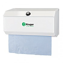 Berties Hygiene Roll Metal Dispenser for 250mm rolls
