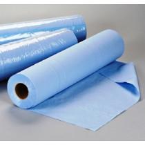 Berties Hygiene Rolls 2 ply Blue 500mm Width