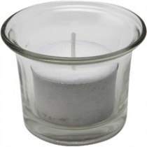 Genware Glass Tealight Holder 50mm dia