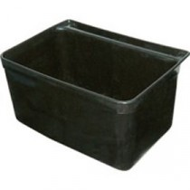 Berties Polypropylene Cutlery Bin Clip on for Trolley