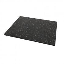 Genware Melamine Slate/Granite Reversible Platter 32x26cm GN
