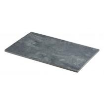 Genware Concrete Effect Melamine Platter GN 1/4