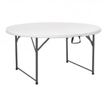 Berties Centre Folding Round Table 150cm Dia x 74cm High