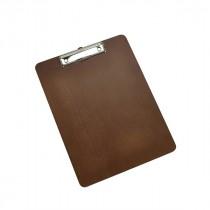 Genware Wooden Menu Clipboard A4 24x32x0.6cm