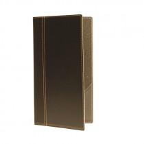 Berties Contemporary Bill Presenter Black 23 x 13cm