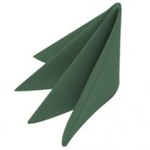 Swansoft Linen Style Green Dinner Napkin 40cm