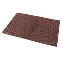 Genware Vinyl Placemat Copper Design 45x30cm