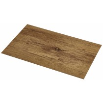 {Genware Placemat Light Wood Effect 45x30cm}