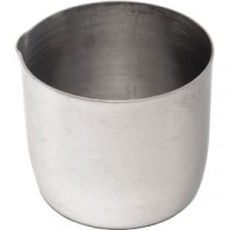 Genware Stainless Steel Cream Tot 3oz
