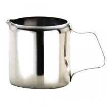 Genware Stainless Steel Milk or Water Jug 5oz
