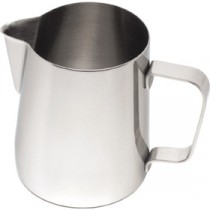Genware Stainless Steel Premium Open Jug 12oz