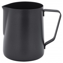 Genware Non-Stick Milk Jug Black 340ml/12oz