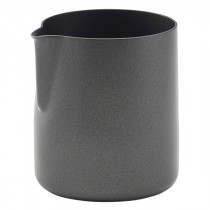 Genware Non-Stick Milk Jug Black 150ml-5oz