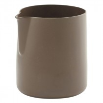 Genware Non-Stick Milk Jug Brown 150ml-5oz