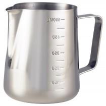 {Genware Stainless Steel Milk Jug 20oz}