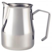 {Genware Stainless Steel Premium Milk Jug 35cl/12oz}