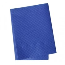 Swantex Blue Embossed Paper Slip Cover 90cm
