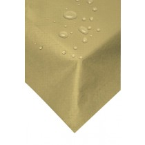 Swantex Gold Wipeable Table Cover 120cm
