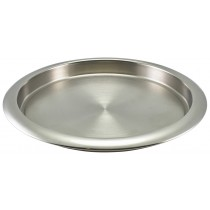 """Genware Stainless Steel Bar Tray 35cm/14"""""""