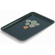 Berties Melamine Tip Tray Black 110x160mm