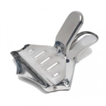 Genware Stainless Steel Lemon Slice Squeezer 90mm