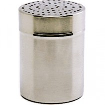 Genware Stainless Steel Shaker with Large Holes 70x95mm