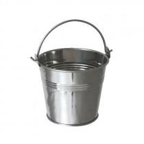 Genware Stainless Steel Serving Bucket 12cm diameter 80cl