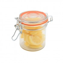 Genware Glass Terrine Jar 300ml 9.5x8.1cm