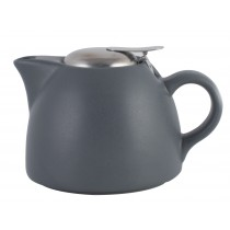 {La Cafetiere Cool Grey Barcelona Teapot 450ml}