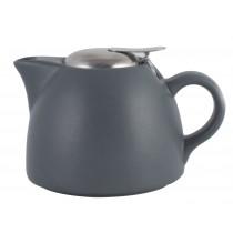 {La Cafetiere Cool Grey Barcelona Teapot 450ml}