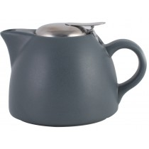 {La Cafetiere Cool Grey Barcelona Teapot 1300ml}