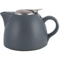 {La Cafetiere Cool Grey Barcelona Teapot 1300ml}